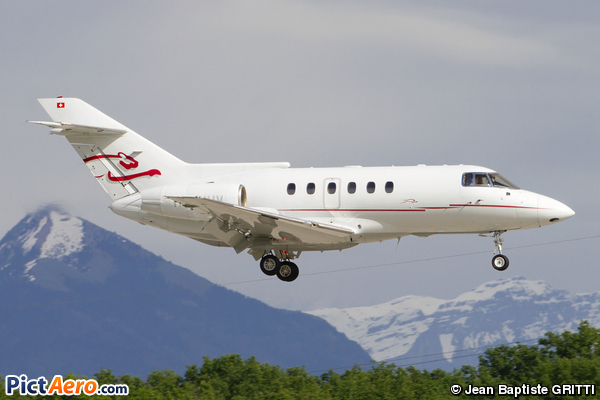 BAe-125-800B (Cat Aviation)