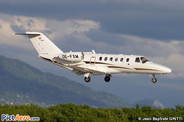 Cessna 525A CitationJet CJ2+ (Speedwings Executive Jet)
