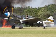 Curtiss P-40-N-5-CU Kittyhawk (F-AZKU)