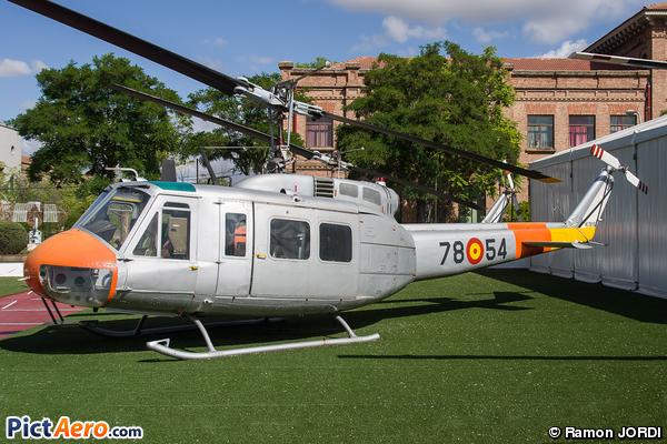 UH-1H (Spain - Air Force)