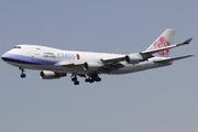 Boeing 747-409F/SCD (B-18712)