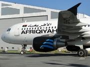 Airbus A320-214 (5A-ONL)