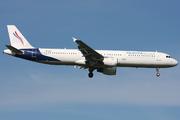 Airbus A321-111 (SX-BHT)