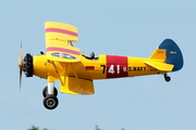 Boeing PT-13 Kaydet (A-75/N1 Stearman) N2S-5 (F-AZJR)