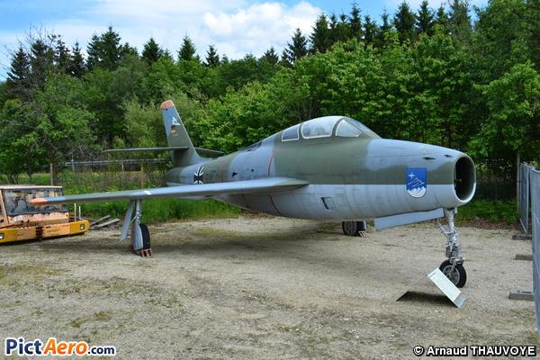 Republic F-84F Thunderstreak (Germany - Air Force)