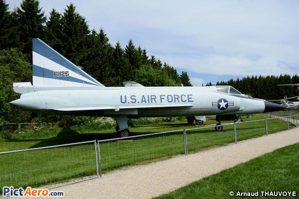 Convair F-102A Delta Dagger (USA-Air Force)