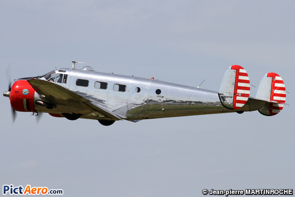 Beech 18 3NM ( 	AIRCRAFT GUARANTY CORP TRUSTEE )