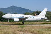 Airbus A319-115X/CJ (9H-MCE)