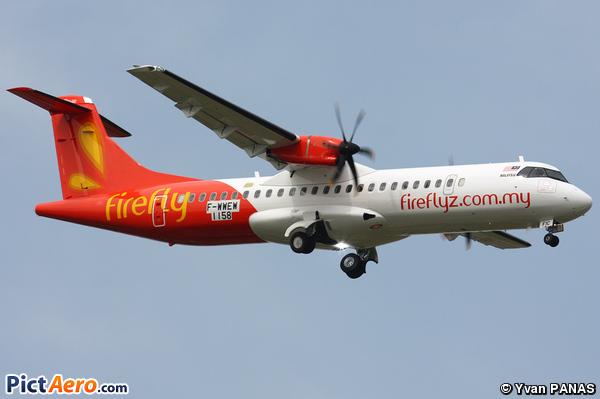 ATR72-600 (ATR72-212A) (Firefly)