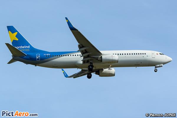 Boeing 737-8Q8/WL (Nordwind Airlines)