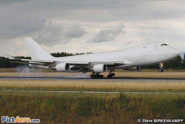 Boeing 747-428/ER/F (Centurion Air Cargo)