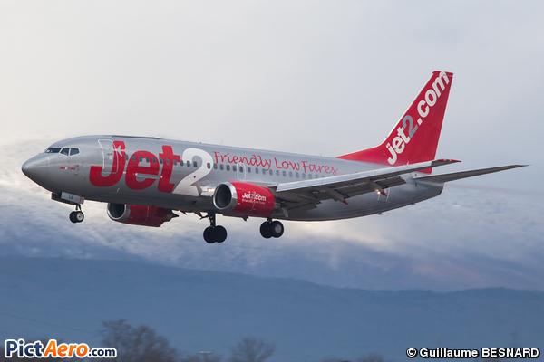 Boeing 737-33A/QC (Jet2.com)