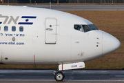 Boeing 737-86Q/WL (4X-EKO)
