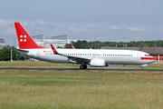Boeing 737-8BK (D-APBC)