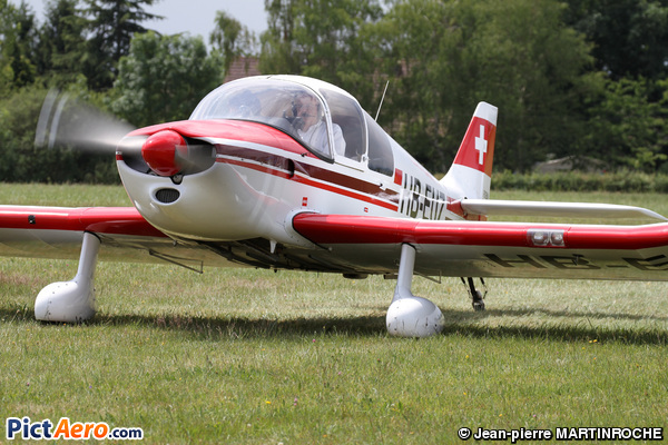 Robin DR250A-160 Capitaine (Private / Privé)