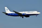 Boeing 737-4Q8 (YR-BAR)