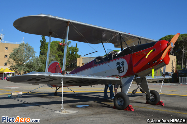 Kiebitz B11 (Golden Age Aviation)
