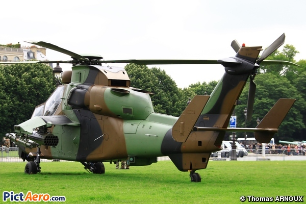 Eurocopter EC-665 Tigre HAD (Armée de Terre)