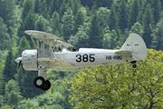 Boeing PT-13 Kaydet (A-75/N1 Stearman) N2S-5 (HB-RBG)