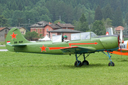 Yakovlev Yak-52 (HA-KAY)