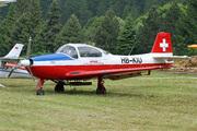 Focke-Wulf FWP-149D (HB-KIU)