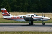 Piper PA-34-200T Seneca II (HB-LMM)