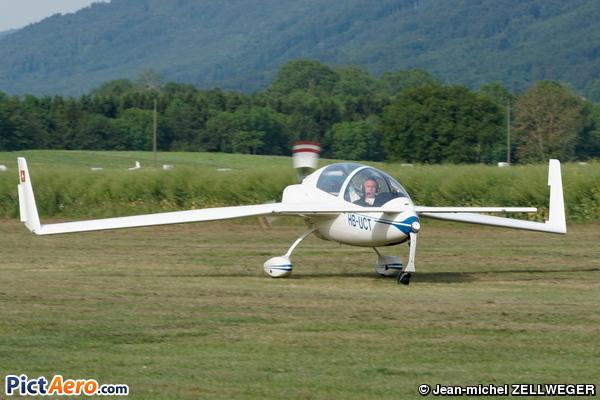 Gyroflug SC-01 Speed Canard (Private / Privé)