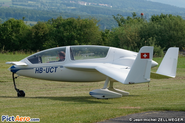Gyroflug SC-01 Speed Canard (Private / Privé)