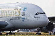 Airbus A380-861 (A6-EDY)