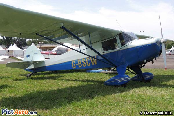 Taylorcraft BC-65 (privé)