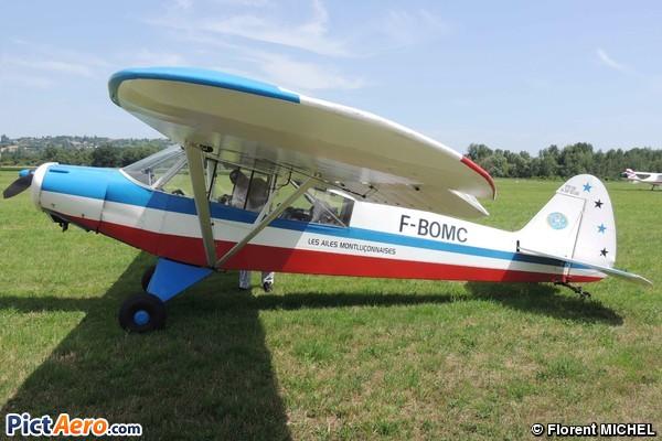 Piper PA-19 Super Cub (Les Ailes Montluçonnaises)