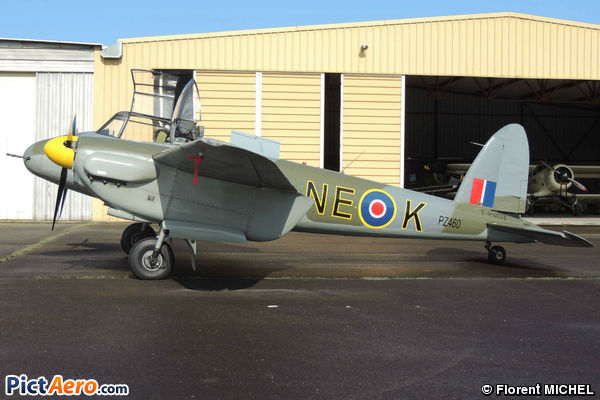 DH-98 Mosquito 3/4 (Association RRAA)