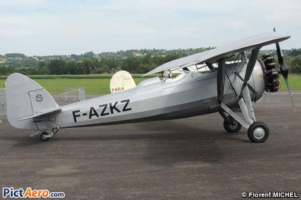 Morane-Saulnier MS-317 (particulier)