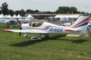 Europa Aircraft XS (G-IVER)