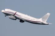 Airbus A320-232CJ (A7-HSJ)