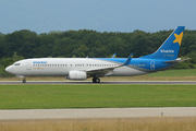 Boeing 737-8Q8/WL (UR-CLS)