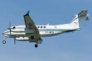 Beech Super King Air 350 (OY-MEN)