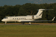 Gulfstream Aerospace G-V SP (N540W)