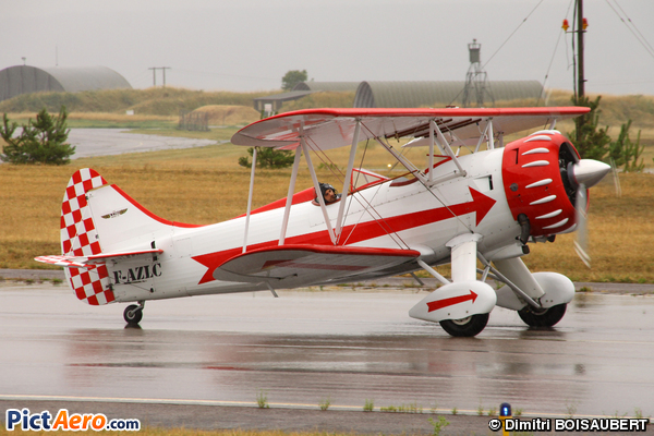 Waco UPF-7 (Foug'Air Association)