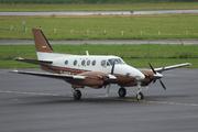 Beech E90 King Air (F-GETJ)