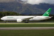 Boeing 777-22K/LR (EZ-A777)