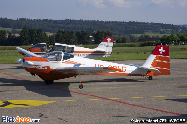Scheibe SF-25E  Super Falke (Privé / Private)