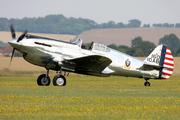 Curtiss P-40C Tomahawk (N80FR)