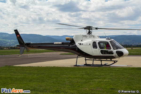 Eurocopter AS-350 B3 (Swiss Helicopter)