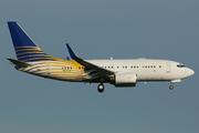 Boeing 737-7Z5/BBJ (A6-RJZ)