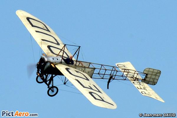 Blériot XI-2 Monoplane (Amicale Jean Baptiste Salis)