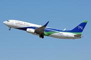 Boeing 737-8ZQ (7T-VCC)