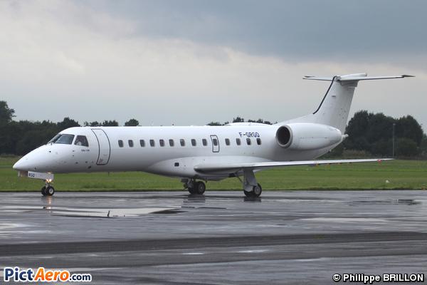 Embraer ERJ-135ER (HOP!)