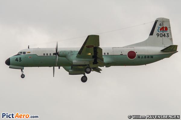 NAMC YS-11 (Japan - Air Self-Defense Force (JASDF))