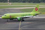 Airbus A319-114 (VP-BHP)